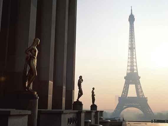 Париж