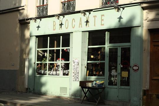 Магазины Франции