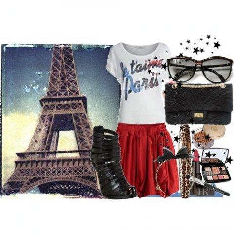 Парижский шик